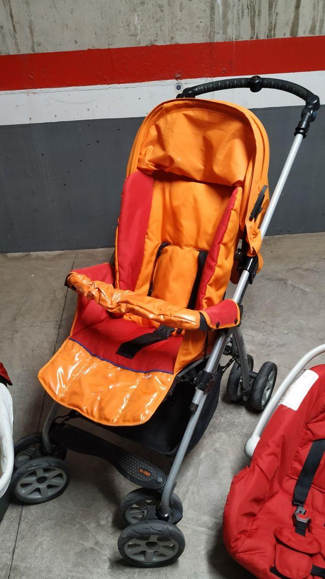 Carro Carrito de Bebe Marca NURSE