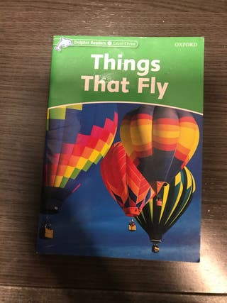 Libro things that fly de oxford