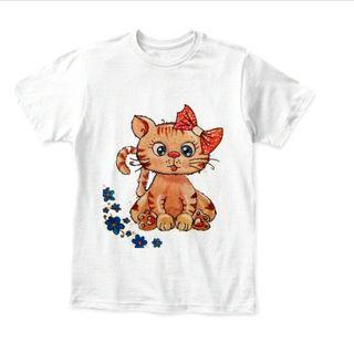 Camisetas Serigrafía infantil