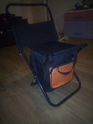 silla plegable de paseo