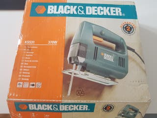 sierra black&decker modelo ks531