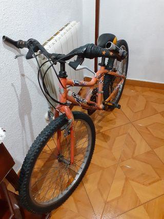 Bici Orbea de niña
