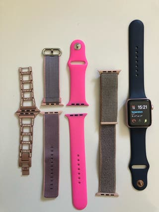 Apple Watch series 2 oro rosa 42mm
