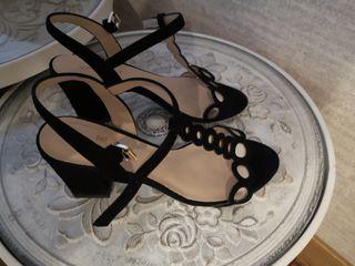 sandalias fiesta Gloria ortiz