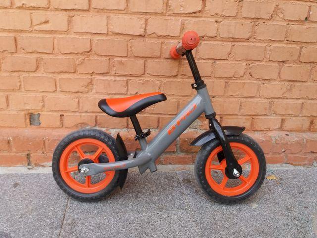 Bici sin pedales 2-5 años