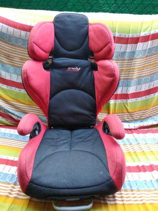 silla de coche Jane con ISOFIX