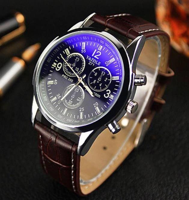 Impresionante reloj de caballero, nuevo