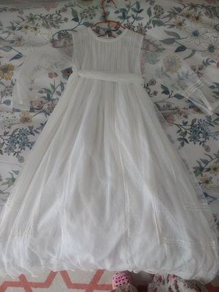 Vestido de comunión de Nicoli