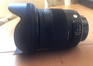 Vendo Sigma 17-70 2.8-4 HSM Contemporary Pentax