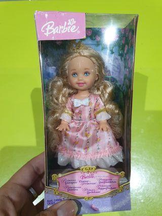 Shelly barbie original-nueva.