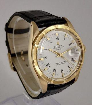 Reloj Rolex Oyster Perpetual Date caballero