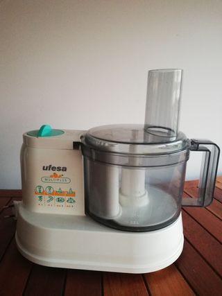Extractor de Jugos para Frutas y Verduras.
