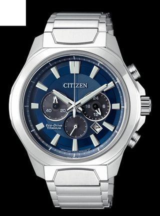 Nuevo Citizen Titanium