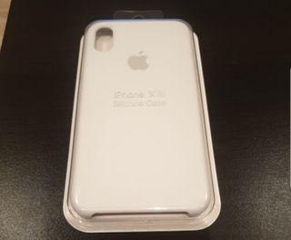 Funda Apple iphone x/xs blanca