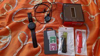 Xiaomi Amazfit Pace con accesorios
