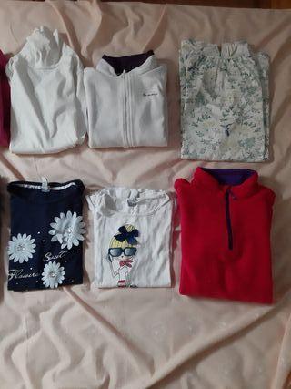 lote ropa de niña 8-10 años