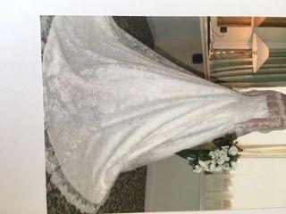 Vestído de novia