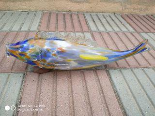 pez de cristal