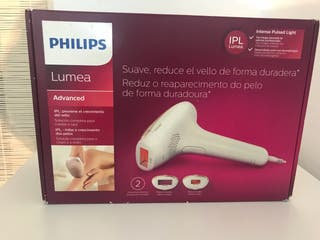DEPILADORA PHILIPS LUMEA ADVANCED