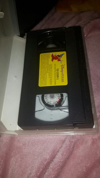 pelicula vhs Toy story 2