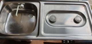 cocina caravana