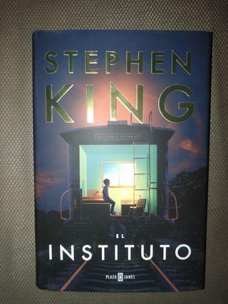Libro El Instituto de Stephen King