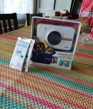 Camara digital polaroid snap impresion instantanea