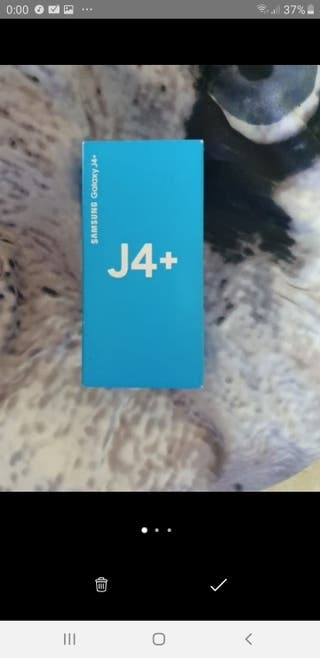 cambio o Samsung Galaxy J4 Plus vendo o cambio