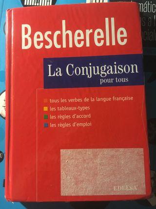Libro verbos francés