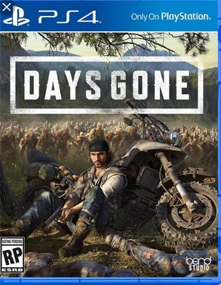 JUEGOS PS4 DAYS GONE Y OUTLAST