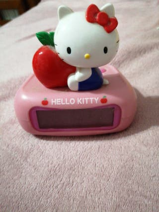 despertador y reloj Hello Kitty