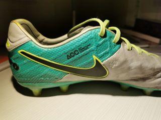 Botas Nike Tiempo ACC Piel de Canguro Gama Alta