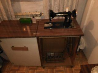 maquina de coser antiguas pedal singer