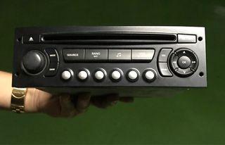 Radio-Cds original peugeot