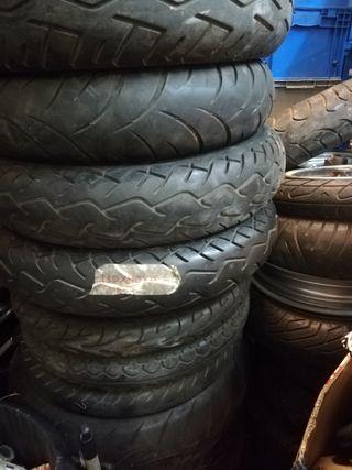 neumáticos llantas motos y coches