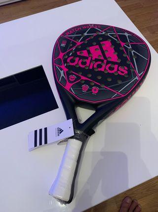 Pala Padel Adidas match woman