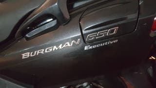 Suzuki Burgman 650 Executive ABS 2006/K7