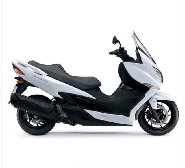 Suzuki Bergman 250 (PVO 4.499€)