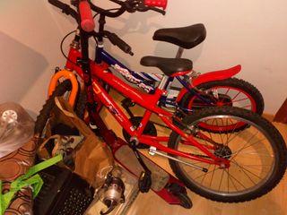 bici niño o niña