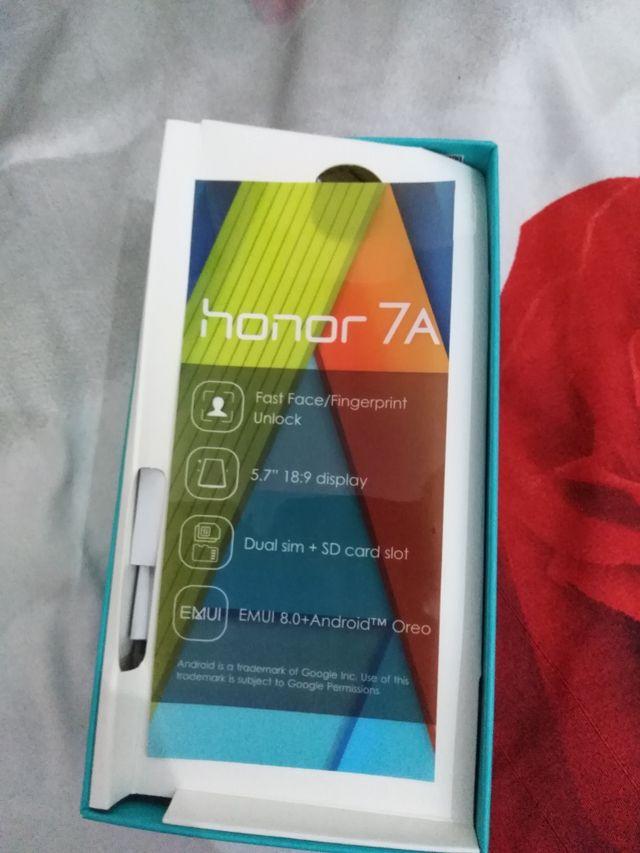 vendo honor 7A