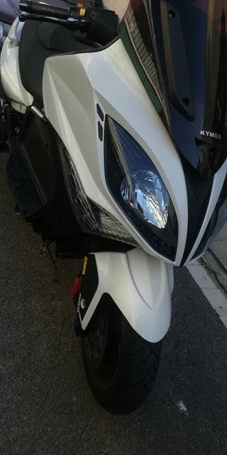 motor kynco Xciting 500c