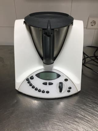 Thermomix TM31 con Vaso