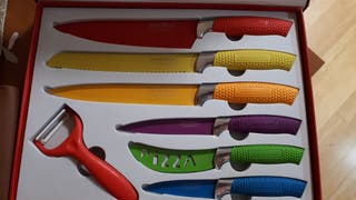set cuchillos royalti line