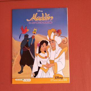 ALADIN EL REY DE LOS LADRONES. COMIC INFANTIL 5X4