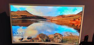 Samsung C32F391FWU - Monitor Full HD curvo blanco