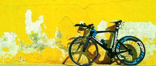 cabra de triatlon/contrarreloj