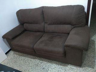 vendo sofá 2 plazas
