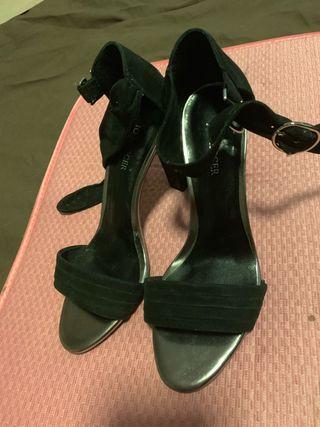 Joe Mercer High hills sandals