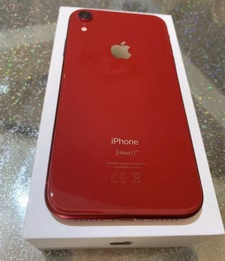 iPhone XR red edition 64gb