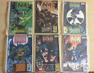 Batman Comics. Leyendas de Batman